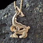 Dolphins Pendant